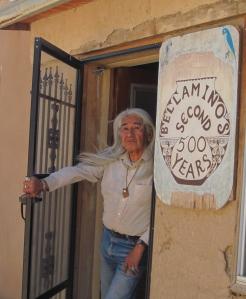 Navajo  native in Taos, New Mexico