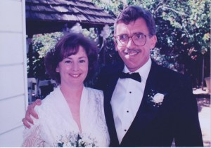 Married Carole James on June 22, 1991.