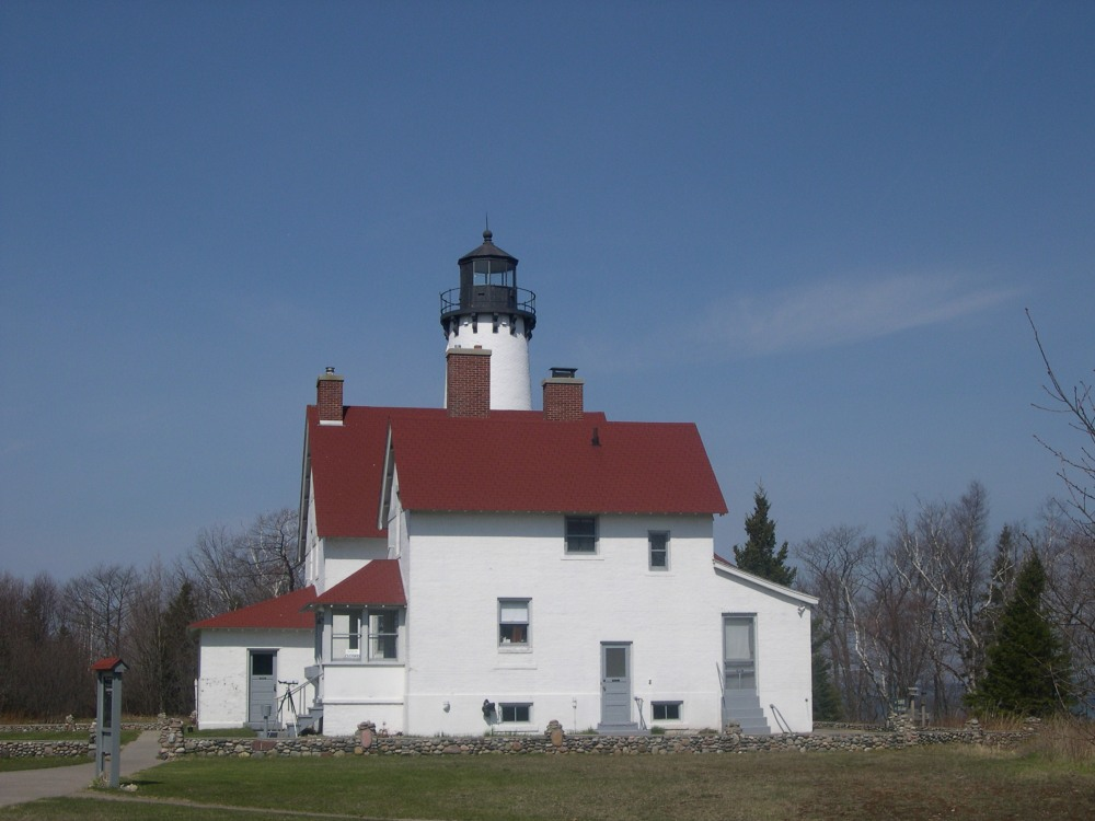 Lake Superior Lighthouse