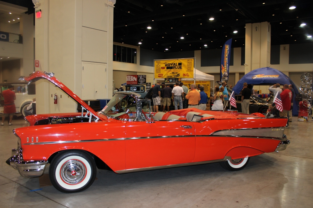 1957 Chevrolet Bel-Aire Coup