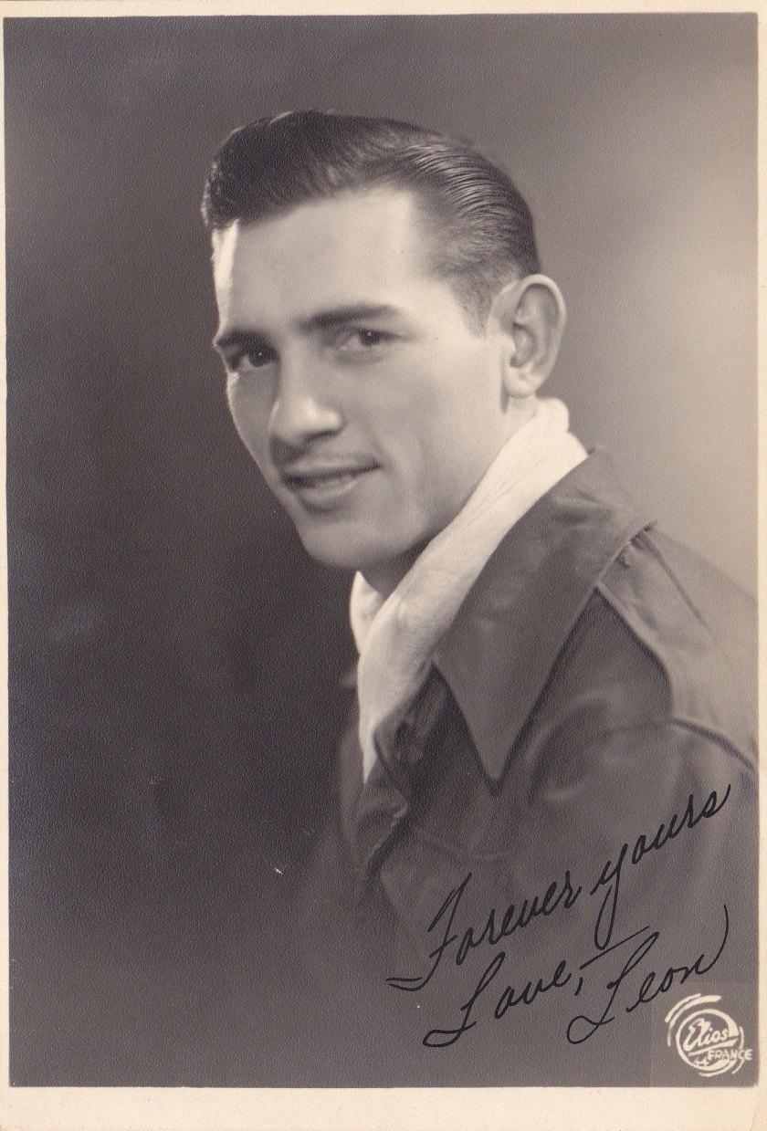 George Leon James